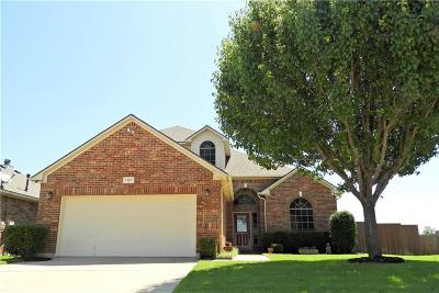 Single Family Home For Sale: 1121 Kachina Lane