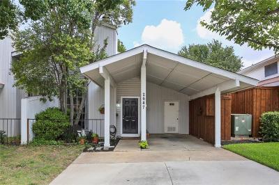 Carrollton Single Family Home For Sale: 2647 Via Cordova