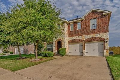 Grand Prairie Single Family Home For Sale: 2792 Park Place