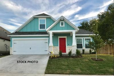 Mansfield TX Single Family Home For Sale: $284,550