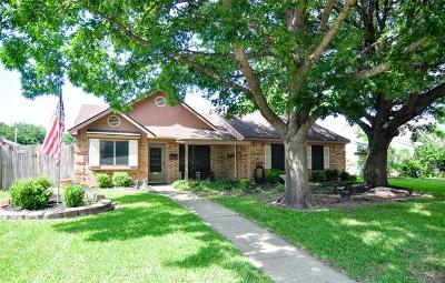 Wylie Single Family Home For Sale: 1207 Wyndham Drive