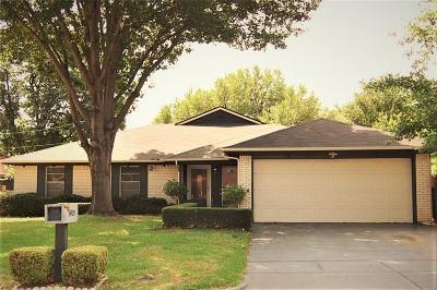 Arlington Single Family Home For Sale: 3405 Dovecreek Drive