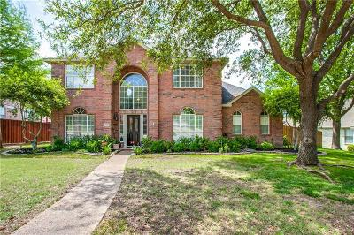 Rockwall Single Family Home For Sale: 1817 Bayhill Drive
