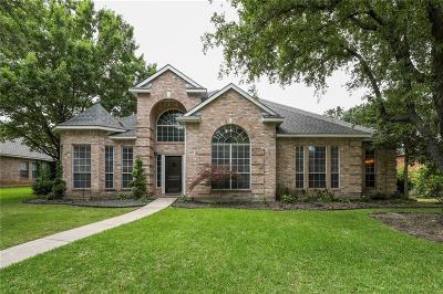 Richardson Single Family Home For Sale: 5610 New Castle Drive