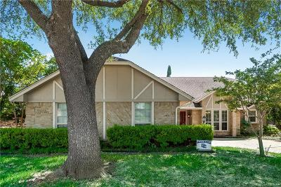 Single Family Home For Sale: 5604 Yacht Club Drive