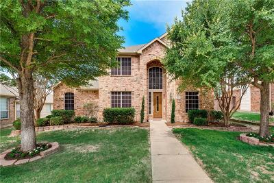 Frisco TX Single Family Home For Sale: $395,000