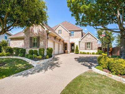 McKinney Single Family Home Active Contingent: 1312 Goose Meadow Lane