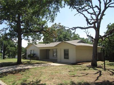 Fort Worth Single Family Home For Sale: 2208 Flemming Drive