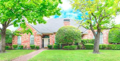 Plano Single Family Home For Sale: 1809 Triple Crown Lane