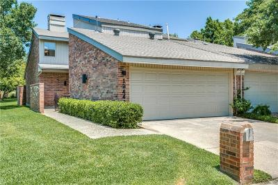 Dallas Townhouse Active Option Contract: 12446 Montego Plaza