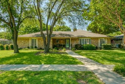 Carrollton Single Family Home For Sale: 1520 Estates Way