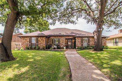 Plano TX Single Family Home Active Option Contract: $274,000