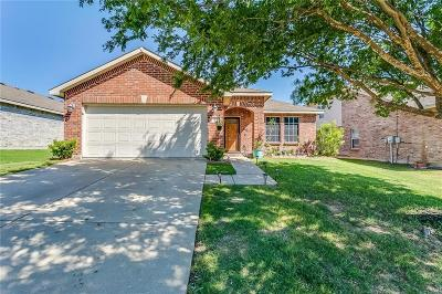 Burleson Single Family Home For Sale: 1349 Haley Lane