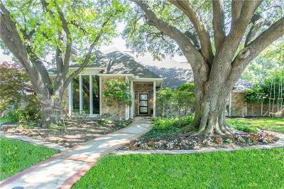 Dallas Single Family Home For Sale: 6917 Windy Ridge Drive