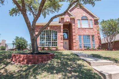 Carrollton Single Family Home For Sale: 3124 Irvine Drive