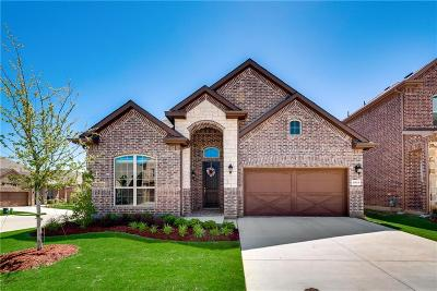 Lewisville Single Family Home Active Option Contract: 2033 San Marino Lane