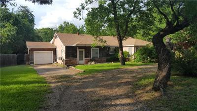 Irving Single Family Home Active Option Contract: 1703 Williams Road