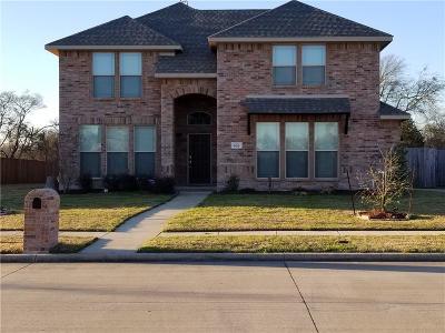 Glenn Heights Single Family Home Active Option Contract: 904 Blue Quail Run
