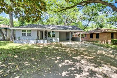Dallas Single Family Home For Sale: 4815 Palo Duro Lane
