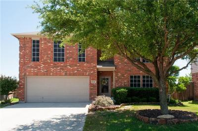 Fort Worth Single Family Home For Sale: 10468 Evening View Drive