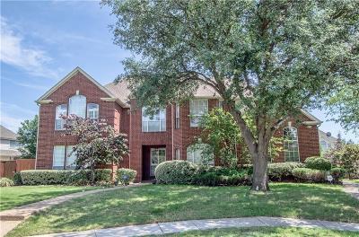 Plano Single Family Home For Sale: 3960 Cobblestone Court