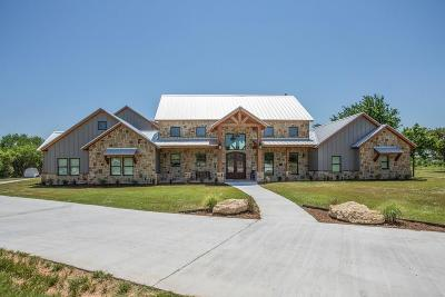 Argyle Single Family Home For Sale: 819 Indian Trail