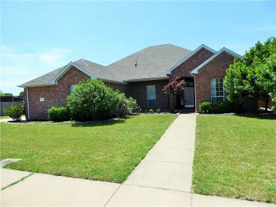 Midlothian Single Family Home For Sale: 1740 Pine Drive