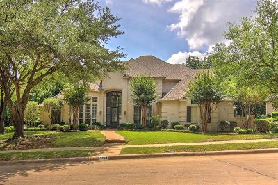McKinney Single Family Home Active Contingent: 2203 Misty Way