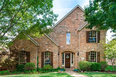 Garland Single Family Home For Sale: 522 Butternut Drive