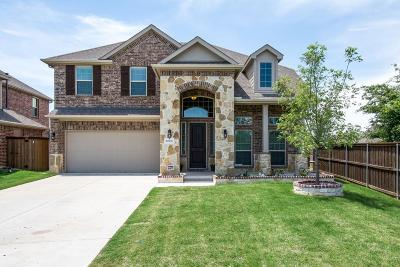 McKinney Single Family Home For Sale: 10500 Old Dawson Court