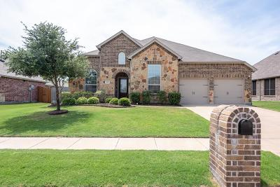 Forney Single Family Home For Sale: 538 Madrone Trail