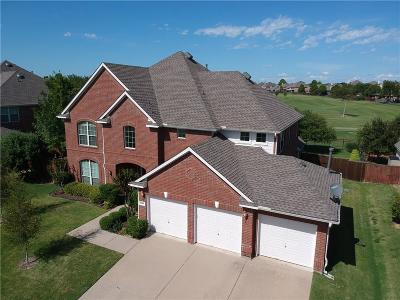 McKinney Single Family Home Active Option Contract: 1701 Canyon Creek Drive