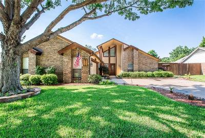 Coppell Single Family Home For Sale: 431 Brooks Lane