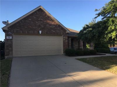 Fate Single Family Home For Sale: 201 Vernon Drive