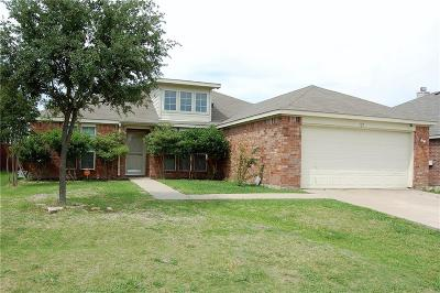 Forney Single Family Home For Sale: 125 Painted Trail