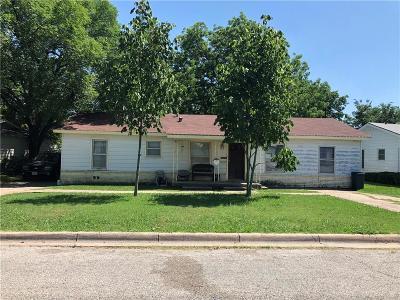 Haltom City Single Family Home For Sale: 5124 Sabelle Lane