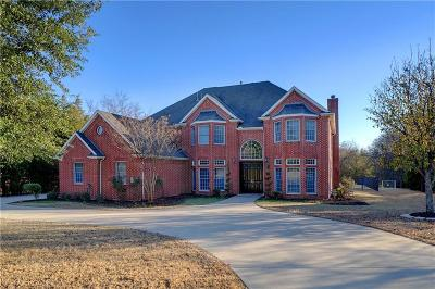 Denton Single Family Home For Sale: 1805 Wickwood Court