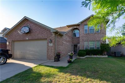 Fort Worth Single Family Home For Sale: 9029 Winding River Drive