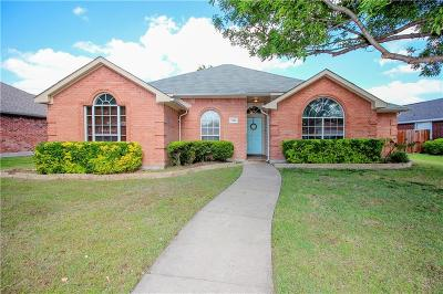 Rowlett Single Family Home For Sale: 7402 Normandy Road