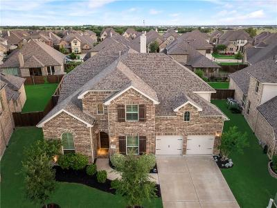Forney Single Family Home For Sale: 1005 Fenwick Lane