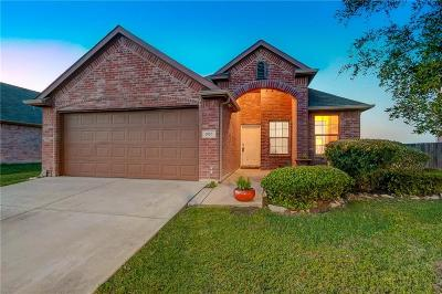 Anna TX Single Family Home Active Option Contract: $205,000