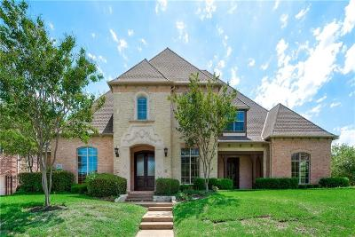 Colleyville Single Family Home For Sale: 7301 Thames Trail