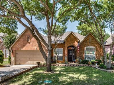McKinney Single Family Home For Sale: 2704 Wind Ridge