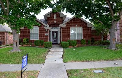 Allen Single Family Home For Sale: 2042 Knights Court