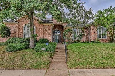 Arlington Single Family Home For Sale: 2418 Park Run Drive
