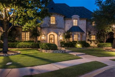 Frisco Single Family Home For Sale: 6008 Bellevue Place