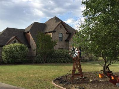 Weatherford Single Family Home For Sale: 206 Churchill Court