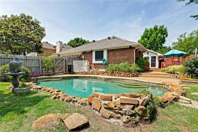 Lewisville Single Family Home For Sale: 2061 Camelot Drive