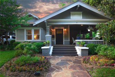 Dallas TX Single Family Home For Sale: $567,500