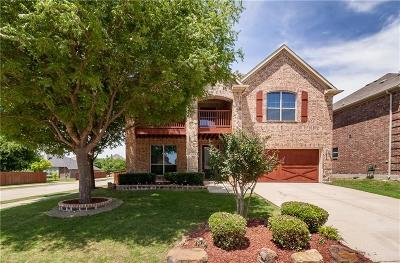 Frisco Single Family Home Active Option Contract: 12032 Henderson Drive